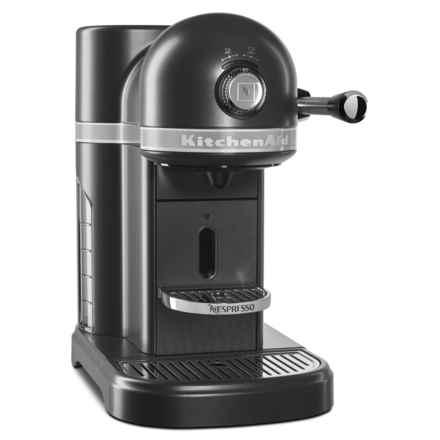 Espresso Coffee Maker in Slate - Closeouts