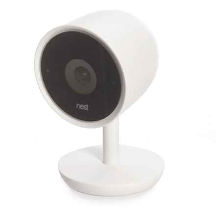 Nest IQ Indoor Smart Home Camera in See Photo - Closeouts