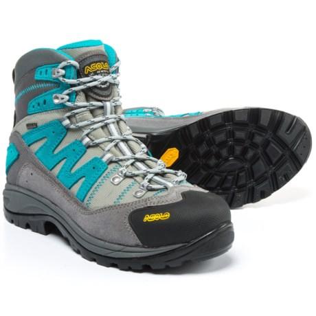 Neutron Gore-Tex(R) Hiking Boots - Waterproof, Suede (For Women)