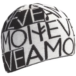 Neve Allegra Merino Wool Hat (For Women) in Black