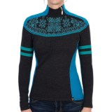 Neve Ava Side Zip Sweater - Merino Wool (For Women)