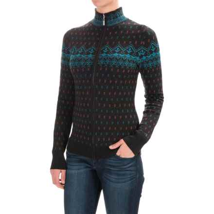 Neve Charlotte Sweater - Merino Wool (For Women) in Multi - Closeouts