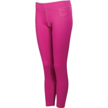 Neve Cirque Base Layer Bottoms - Merino Wool, Lightweight (For Women) in Hot Pink - Closeouts