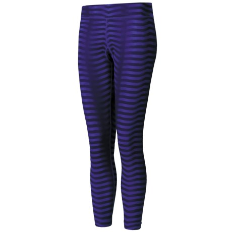 Neve Couloir Base Layer Bottoms (For Women) in Couloir Print