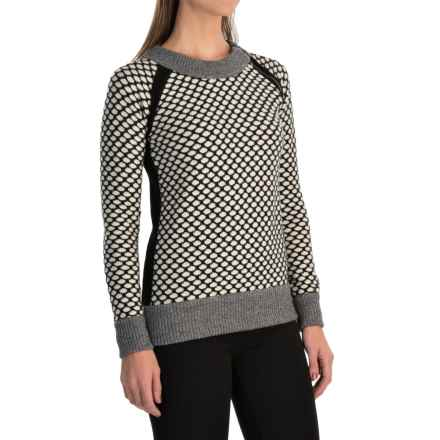 Neve Frankie Sweater - Merino Wool (For Women) in Black - Closeouts