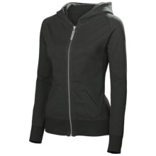 Neve Georgie Hoodie Sweatshirt (For Women) in Black - Closeouts