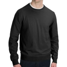 Neve Hayden Sweater (For Men) in Black - Closeouts