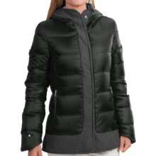 Neve Holly Down Jacket - 600 Fill Power (For Women) in Black - Closeouts