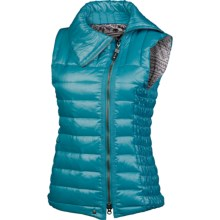 Neve Jamie Down Vest - 600 Fill Power (For Women) in Aqua - Closeouts