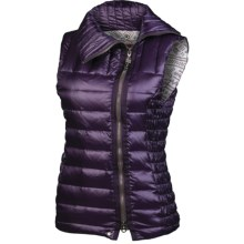 Neve Jamie Down Vest - 600 Fill Power (For Women) in Eggplant - Closeouts