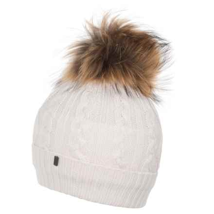 Neve Jane Beanie (For Women) in Cream - Closeouts
