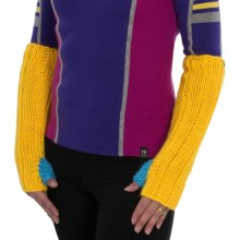 Neve Liz Arm Warmers (For Women) in Canary - Closeouts