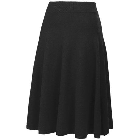 Neve Maria Skirt (For Women) in Black
