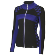 Neve McKensey High-Performance Sport Sweater (For Women) in Cobalt - Closeouts
