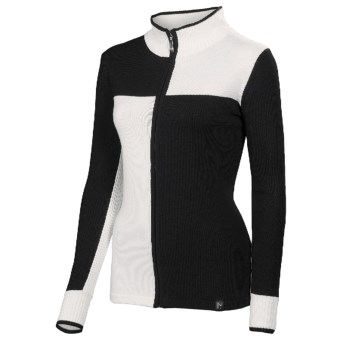 Neve Molly High-Performance Sport Sweater (For Women) in Black