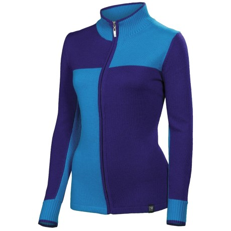 Neve Molly High-Performance Sport Sweater (For Women) in Cobalt