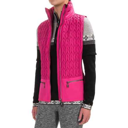 Neve Molly Insulated Vest (For Women) in Fuschia - Closeouts