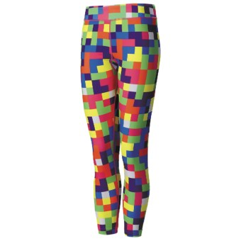 Neve Moraine Base Layer Bottoms (For Women) in Moraine Print
