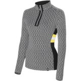 Neve Riley Sweater - Merino Wool Blend, Zip Neck (For Women)