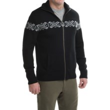 Neve Ryan Sweater - Merino Wool (For Men) in Black - Closeouts