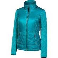 Neve Sadie Sport Down Jacket - 550 Fill Power (For Women) in Peacock - Closeouts