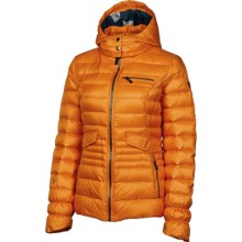 Neve Stevie Down Jacket - 600 Fill Power(For Women) in Apricot - Closeouts