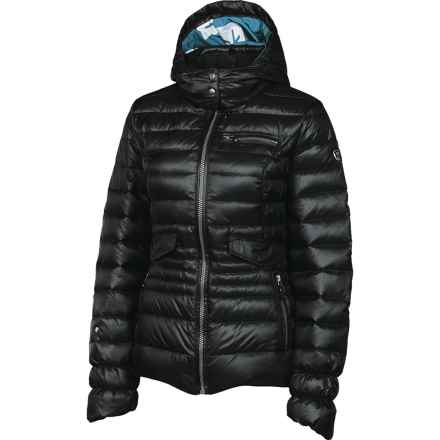 Neve Stevie Down Jacket - 600 Fill Power(For Women) in Black - Closeouts