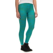 Neve Stripe Pants (For Women) in Aquamarine - Closeouts