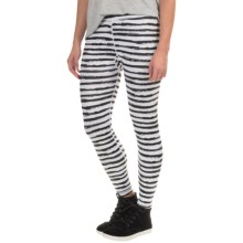 Neve Stripe Pants (For Women) in Black - Closeouts