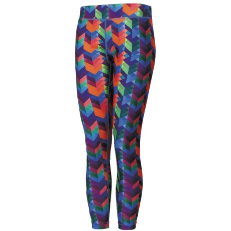 Neve Traverse Base Layer Bottoms (For Women) in Traverse Print