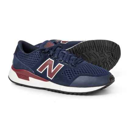 005 Sneakers (For Men) in Navy/Burgundy - Closeouts