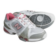 New Balance 1004 Tennis Shoes (For Women) in Silver - Closeouts