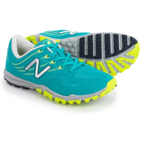 New Balance 1006 Golf Shoes (For Women) in Turquoise/Grey /Lime