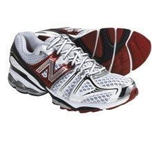 New Balance 1080 Running Shoes (For Men) in Red/White - Closeouts