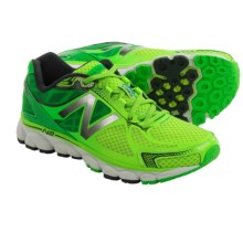 New Balance 1080v5 Running Shoes (For Men) in Grey/Green - Closeouts