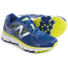 New Balance 1080V5 Running Shoes (For Women) in Blue/Yellow - Closeouts