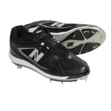 New Balance 1101 Baseball Cleats (For Men) in Black - Closeouts