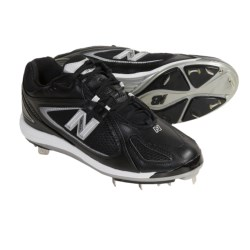 New Balance 1101 Baseball Cleats (For Men) in Black