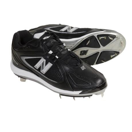 New Balance 1101 Baseball Cleats (For Men) in Black