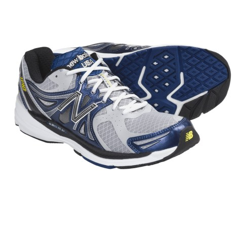 New Balance 1140 Running Shoes (For Men) in Silver/Blue