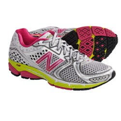 New Balance 1260V2 Running Shoes (For Women) in Silver/Raspberry