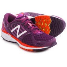 New Balance 1260v5 Running Shoes (For Women) in Purple/Orange - Closeouts