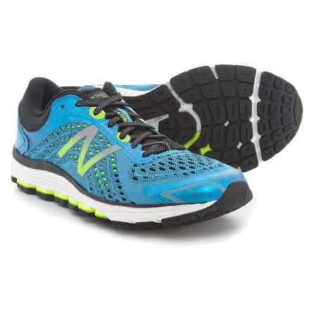 New Balance 1260V7 Running Shoes (For Men) in Bolt/Energy Lime - Closeouts