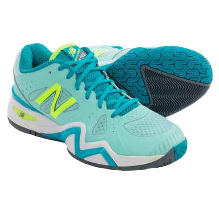 New Balance 1296 Tennis Shoes (For Women) in Sea Glass/Arctic Blue - Closeouts