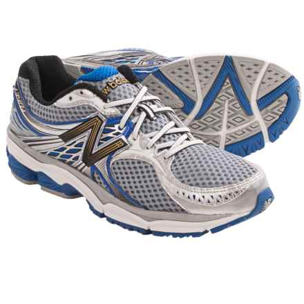New Balance 1340 Running Shoes (For Men) in Silver/Blue - Closeouts