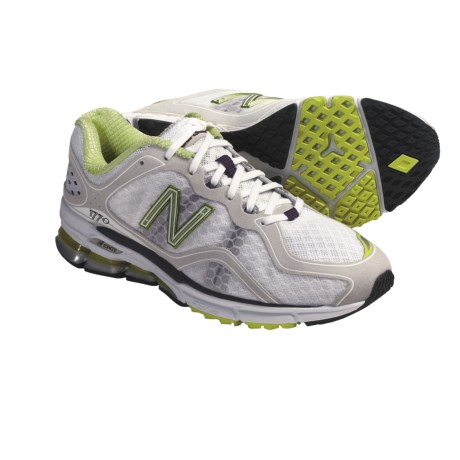 New Balance 1770 Running Shoes (For Women) in Grey/Lime