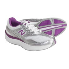 New Balance 1870 Rock & Tone Walking Shoes (For Women) in Silver/Purple - Closeouts