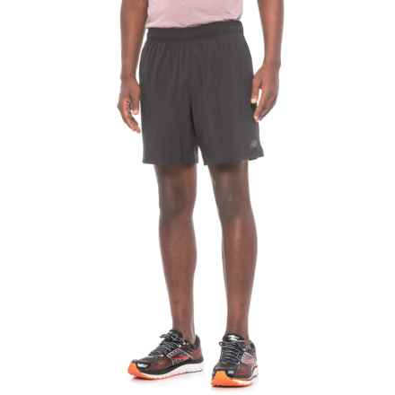 New Balance 2-in-1 Shorts (For Men) in Black - Closeouts