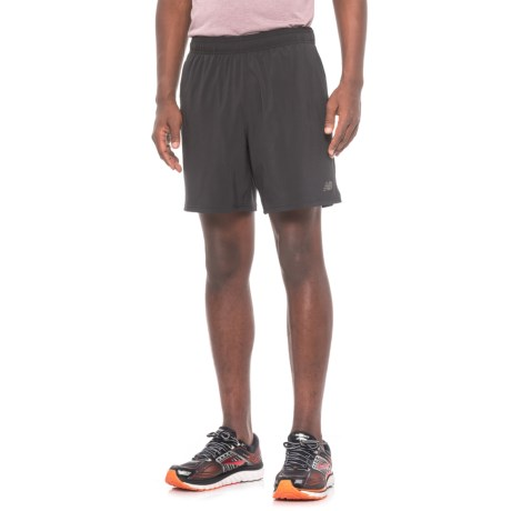 New Balance 2-in-1 Shorts (For Men) in Black