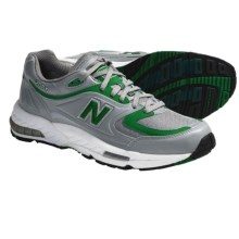 New Balance 2000 Running Shoes (For Men) in Grey/Green - Closeouts